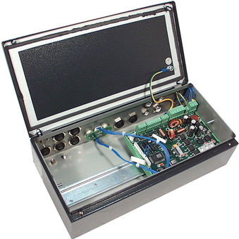 Position controller DC 03