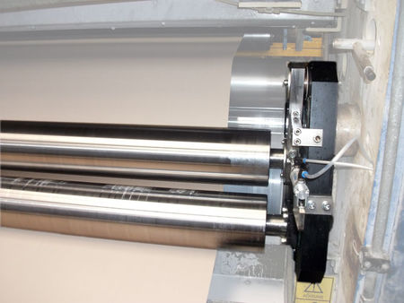 CIP – Contact Roller System for the Glue machine
